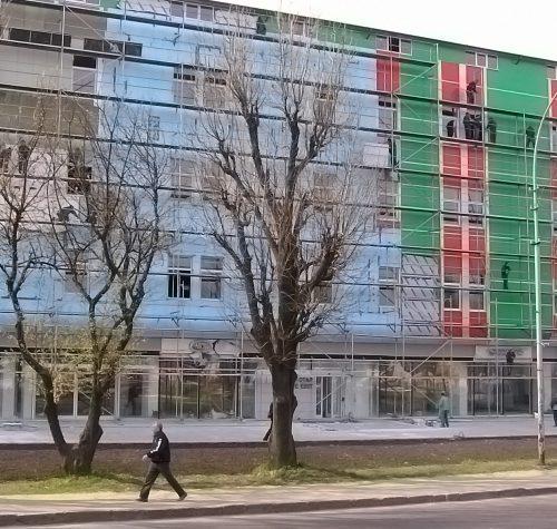 """Готель """"Волтер"""" 2007 р."""