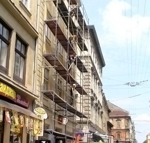 Житловий будинок вул. Галицька,8 2006 р.