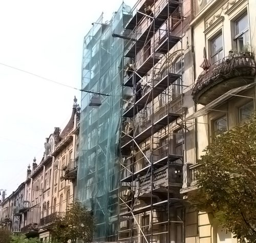 Житловий комплекс у м. Львові по вул. Тарнавського  2007 р.
