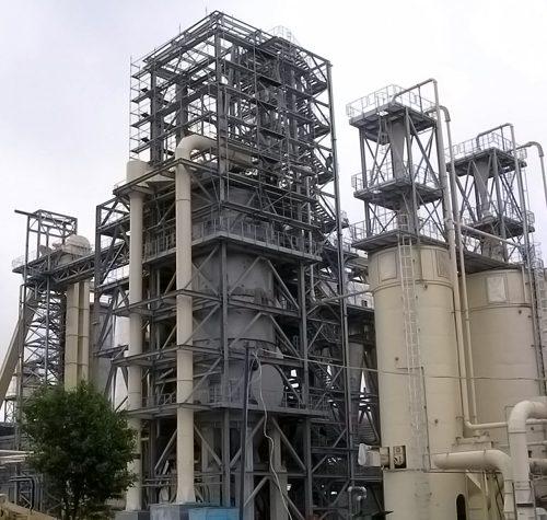 Kronospan Factory, 2009