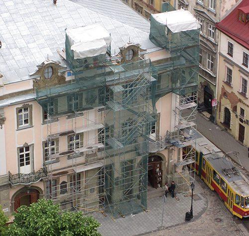Львів, Площа Ринок 10, 2013 р.