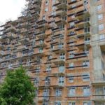 Residential building, ul.Kn. Olga, 1-5, Lviv, 2018