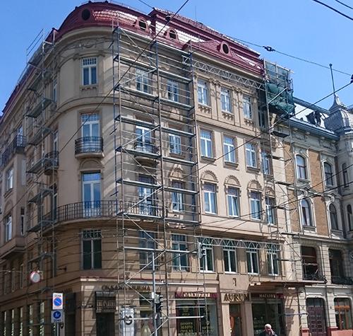 Lvov, ul. Bernindi, 3, 2017