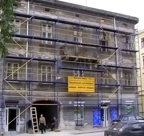 Housing house ul. Winter 2004