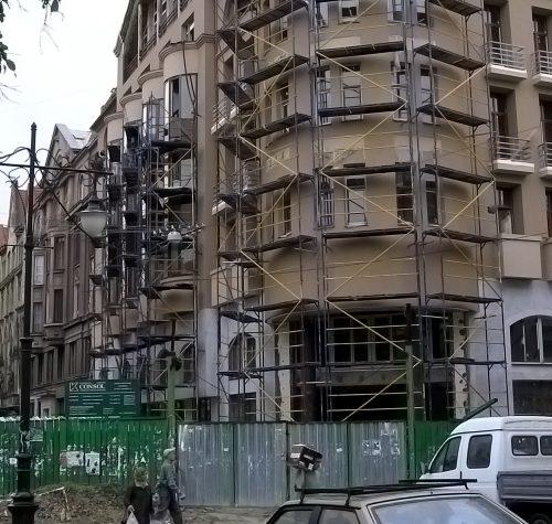 Housing house ul. Valova 2005