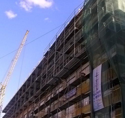 Emerald business center, 2008