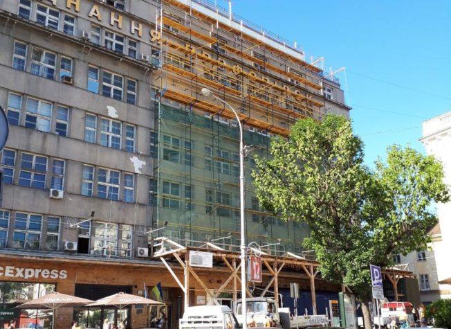 Office building, ave. Shevchenko, 7 ,  Lviv, 2018